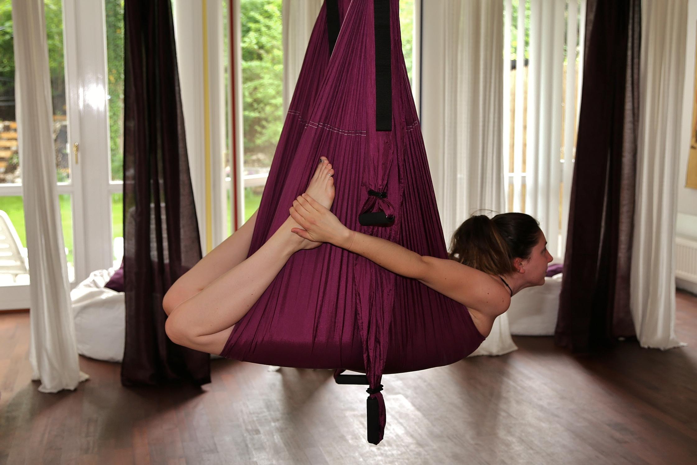 Aerial Yoga (5)