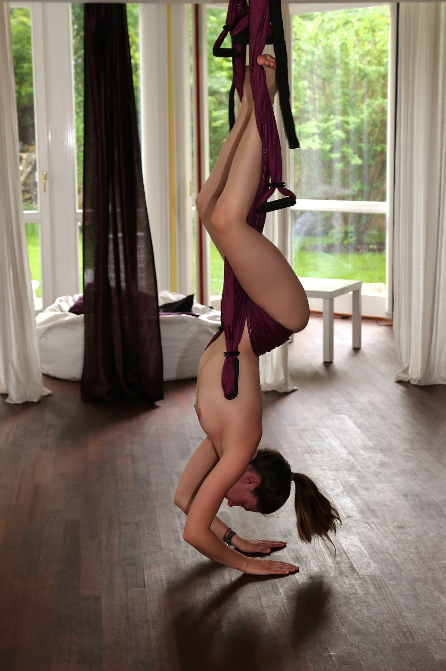 Aerial Yoga (6)